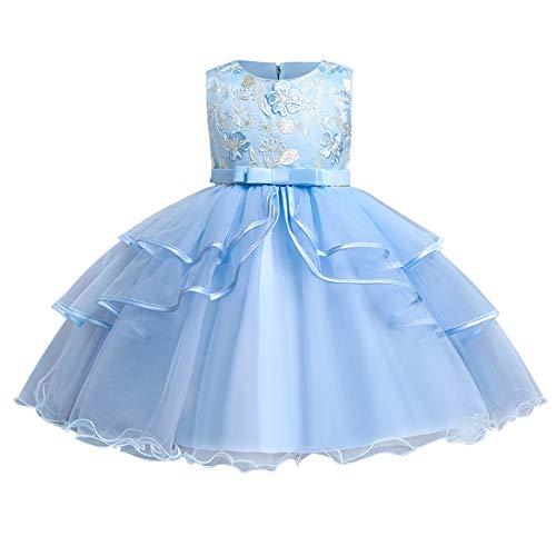 FYMNSI - Vestido de noche para niños, de tul, para fiesta de...
