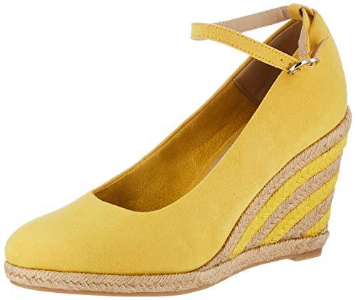 Tamaris Damen Keilpumps 1-1-24403-26 602 gelb schmal Größe: 40 EU