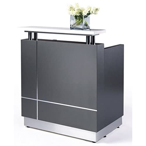 Small Reception Desk Amazon Com