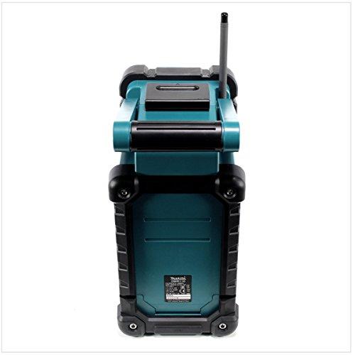 Makita Akku-Baustellenradio DMR110 7,2 bis 18 Volt - 5