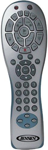 Jensen JR400 Universal Remote Control (Silver)