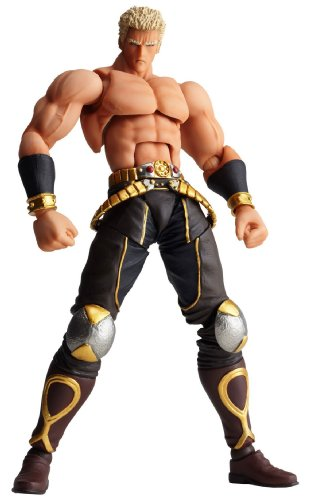 HOKUTO NO KEN - Revoltech 013 Raoh Final Fight version