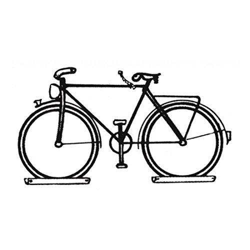 Westmark Soporte de pared para bicicletas, Incl. material de