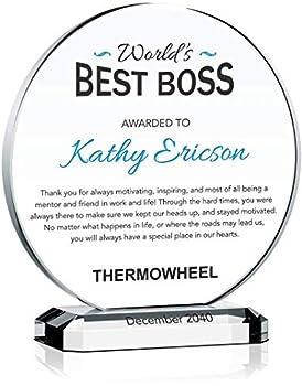 Best boss plaques Reviews