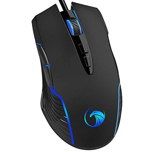 NPET V30 RGB Backlit Gaming Mouse