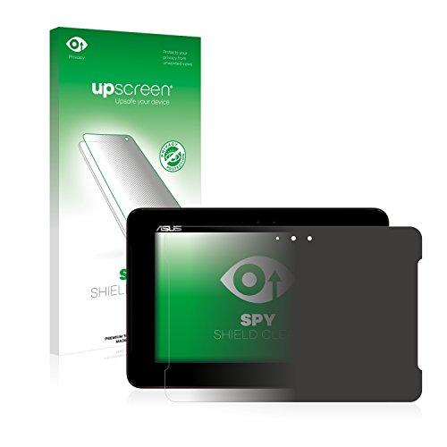 upscreen Anti-Spy Blickschutzfolie kompatibel mit Asus PadFone S PF500KL Tablet Privacy Screen Sichtschutz Bildschirmschutz-Folie