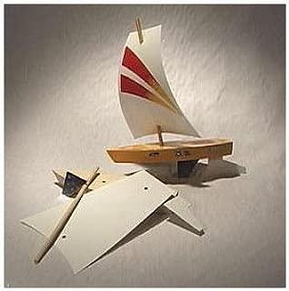 Pinecar SR470 Sailboat Racer Kit PINY2470