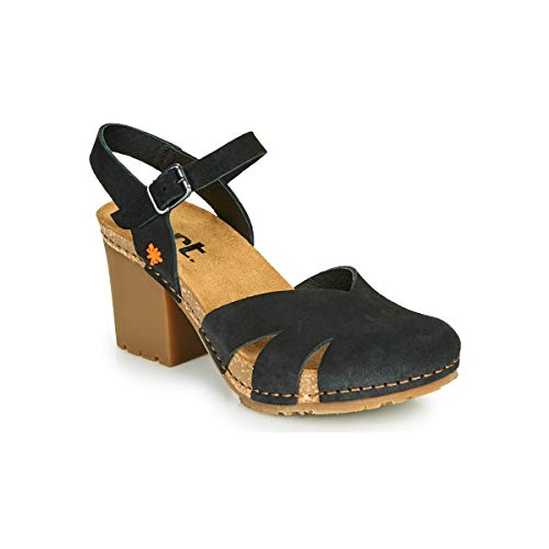 art Soho Sandalen/Sandaletten Damen Schwarz - 37 - Sandalen/Sandaletten Shoes