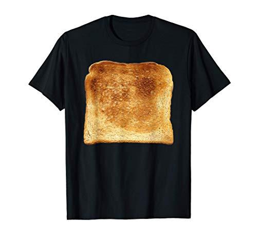 Brot & Toast Halloween-Kostüm Ideen T-Shirt