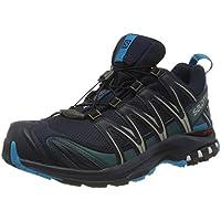 Salomon XA Pro 3D GTX, Zapatillas de trail running para Hombre, Azul marino (Navy Blazer/Hawaiian Ocean/Dawn Blue), 44 EU