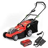 HENX Cordless Lawn Mower