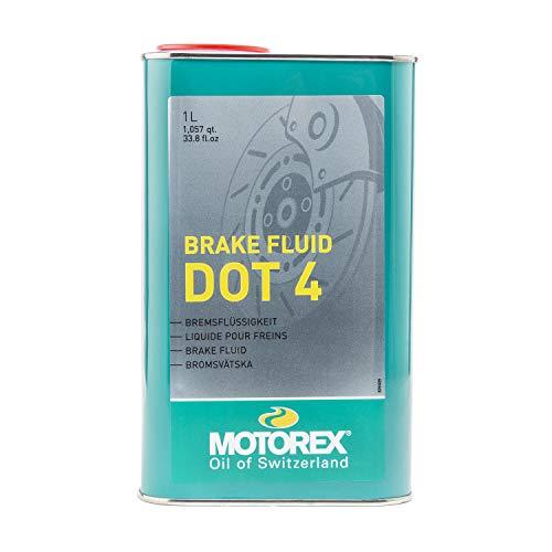 Motorex DOT 4 Bremsflüssigkeit 1000 ml 2017 Reinigung & Wartung