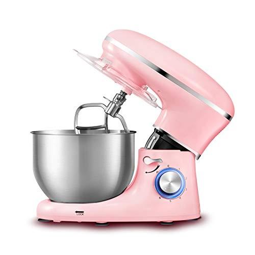 Best Deals! YHLZ Electric Stand Mixer, Dough Mixer 1500W, 6 Speeds Dough Maker, Removable 6 Litre St...