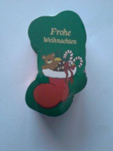 Magisches Handtuch nicolaus - Santa X-Mas - Magic Towel - Waschlappen - Weihnachten Nikolaus