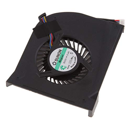 #N/A/a Ventilador de Refrigeración de CPU para Laptop Pavilion DV6000 - HP Pavilion DV