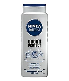 NIVEA MEN Odour Protect Shower Gel, 500 mL (B00BO0AQX6) | Amazon price tracker / tracking, Amazon price history charts, Amazon price watches, Amazon price drop alerts