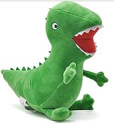 4. LUCOBE George's Dinosaur 11″ Plush
