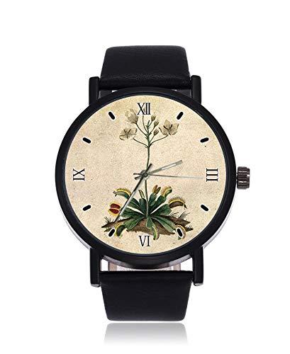 Venus - Reloj de Pulsera para Hombre, diseño Vintage con Trampa para...