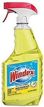 Windex Disinfectant Cleaner Multi-Surface Spray Bottle