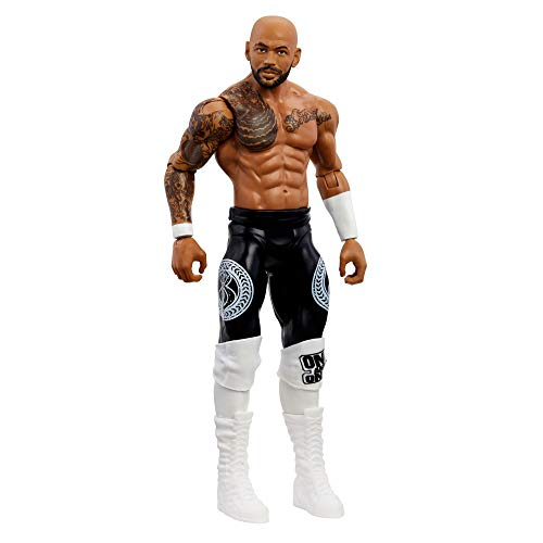 WWE Wrestlemania 37 Ricochet Action Figure Posable 6 in Collectible and Gift for Ages 6 Years Old and Up
