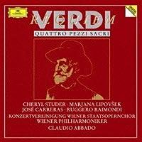 Claudio Abbado - Verdi: Requiem, Quartetto Pezzi Sacri (2CDS) [Japan CD] UCCG-4811 by Claudio Abbado