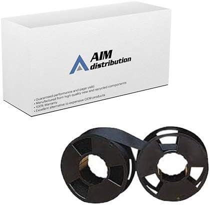 AIM Compatible Replacement for Printronix P5005/9212 Black Printer Ribbons (6/PK) (107675-007) - Generic