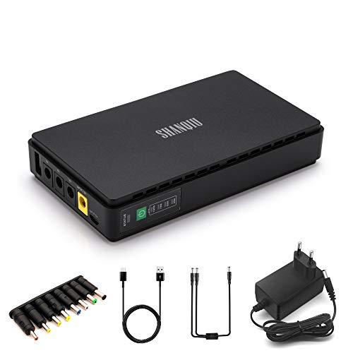 Gruppo di continuità Mini UPS per Router, Modem, Smartphone,...