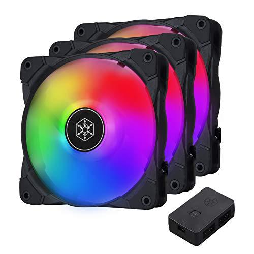 ventiladores para pc game factor fabricante SilverStone Technology
