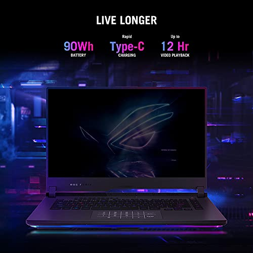 Compare ASUS ROG Strix G513QY (G513QY-HQ008T) vs other laptops