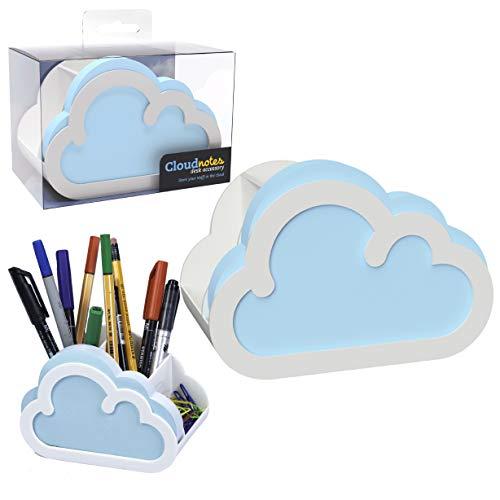 Cloud Memo Blokjes Bureau Organizer Pennen Houder Pot Kladblok Memo Kantoor Stationair Geschenk – Notitieblok Houder