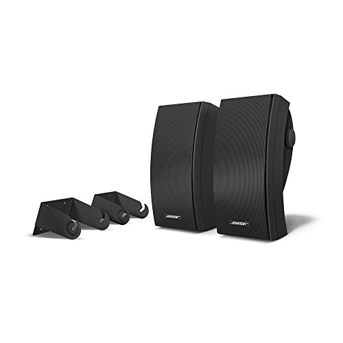 Bose 251 Environmental Outdoor Speakers (Black) (24643)
