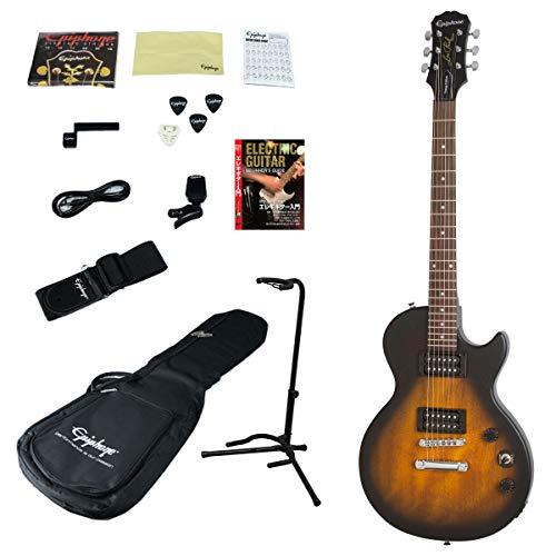 Epiphone/Les Paul Special VE VWVS (Vintage Worn Vintage Sunburst) 【エレキギター入門14点セット】 エピフォン エレキギター レスポール 入門 初心者