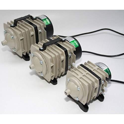 Jebao Hailea ACO 009E - Compresor de aire para estanque, bomba de oxígeno y accesorios