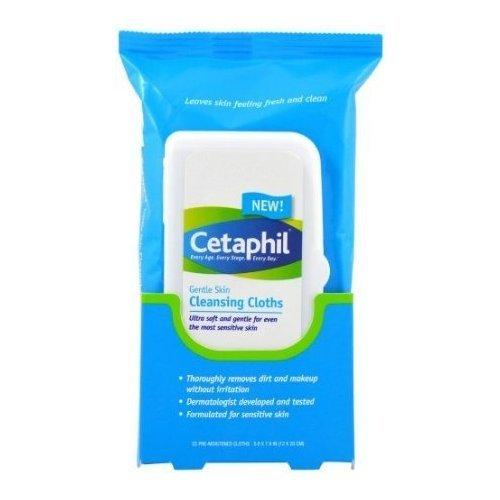 Cetaphil Gentle Skin Cleansing Cloth