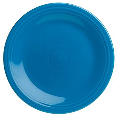 Fiesta 10-1/2-Inch Dinner Plate, Peacock