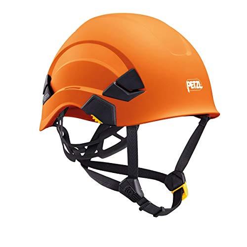 PETZL Orange Casque Vertex Mixte, Taille Unique