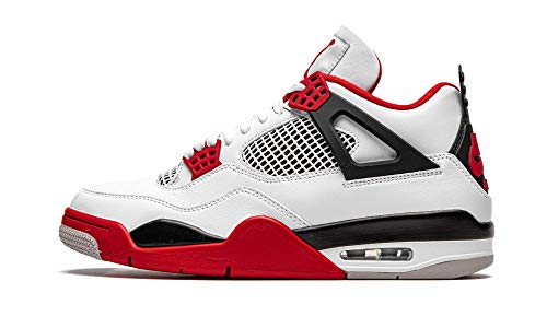 Jordan Air 4 Retro Fire Red 2020 Mens Dc7770 160 - Size 11