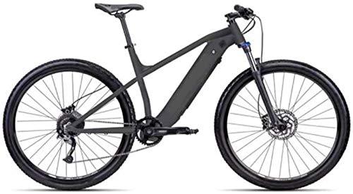 Bicicleta de montaña eléctrica, 27,5 pulgadas Bicicletas Boost eléctricos, 48V 10A doble freno de disco de la bicicleta a prueba de agua IP54 Clasificación Deportes al aire libre Ciclismo ,Bicicleta