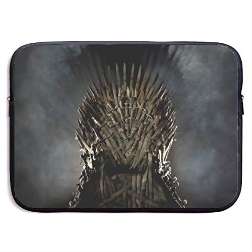 Game Thrones Laptop Sleeve Bag Tablet Briefcase Ultraportable Protective Cover Neoprene for MacBook Pro/MacBook Air/Notebook Computer 13 inch