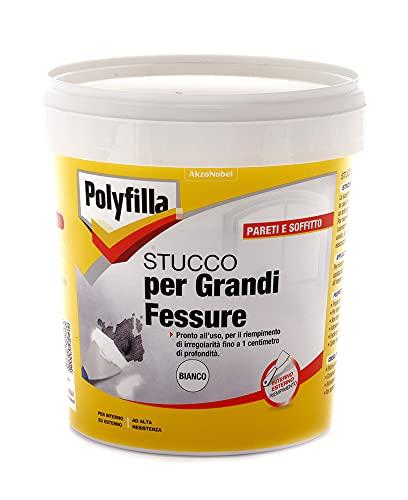 Polyfilla 5096596 Stucco Grandi Fessure 1 kg