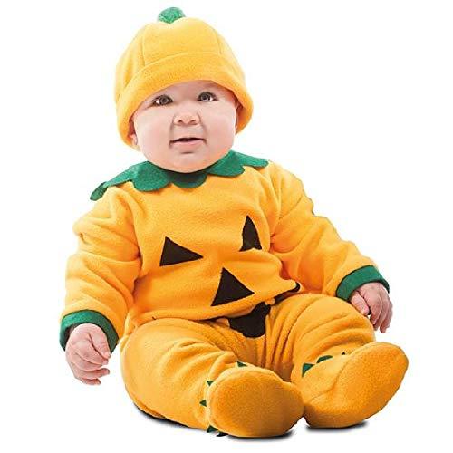 EUROCARNAVALES Disfraz de Calabaza Sonriente para bebé