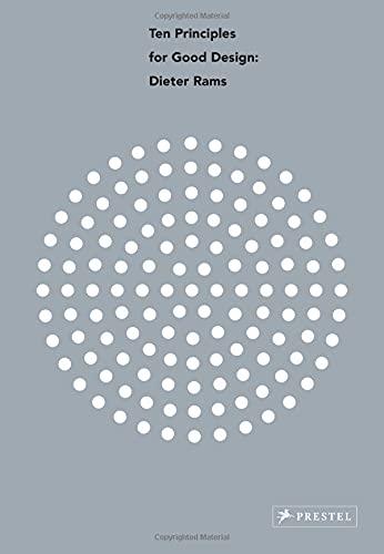 Ten Principles for Good Design: Dieter Rams