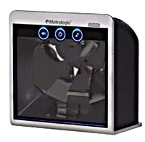 Honeywell MS7820–Barcodelesegerät (650nm, 1D, GS1, 1800Scans pro Sekunde, 0–60°, USB, Schwarz)
