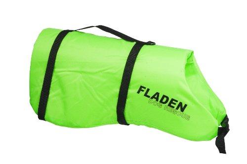Fladen Dog Flotation Vest grün Lime Green XL