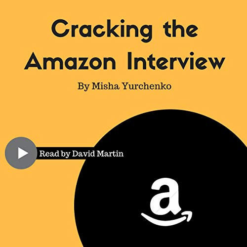 『Cracking the Amazon Interview』のカバーアート