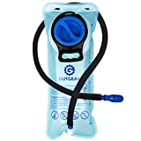 OUTGEAR Hydration Bladder 2L 70OZ Water Reservoir, BPA Free, Leak-Proof, Easy Clean for Bicycling Hiking Camping Hunting Running with Backpack