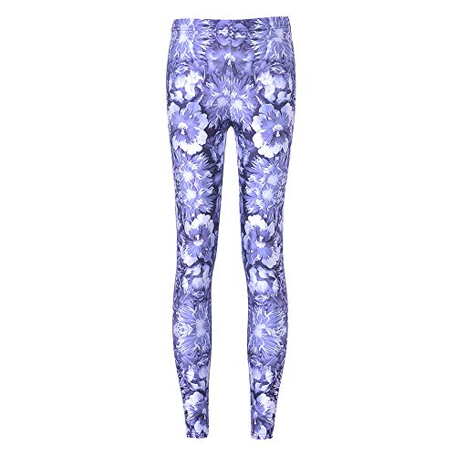 Discount Boutique Frauen Mädchen Mode Yoga Hosen Druckmuster Workout Fitness Laufen Leggings Nette Stretch Kompressionsstrumpfhose