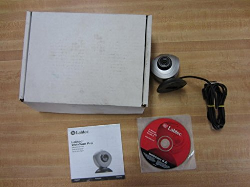 Labtec V-UAM32 Webcam Pro 640 x 480 30FPS