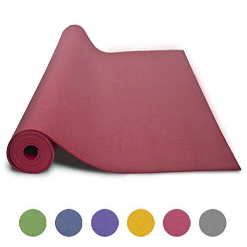 Krabbelmatte Eco® Rot Für Babys 180 x 180 cm Hautfreundliches Pflegeleichtes Material mit perfekter Dämpfung Vielseitig einsetzbar Öko-Tex Zertifiziert in Deutschland hergestellt