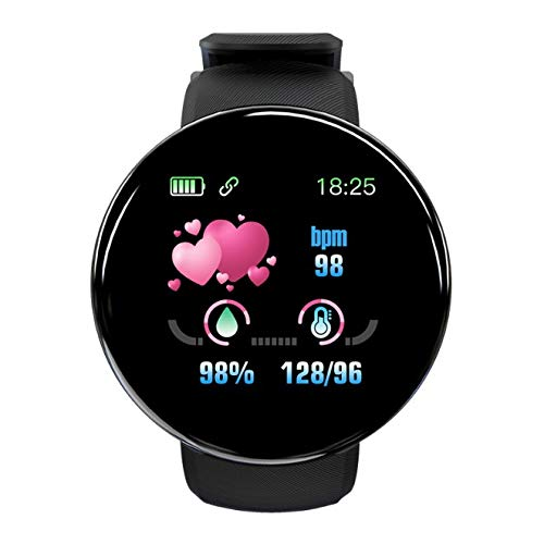 KID Love Bluetooth Smart-horloge voor mannen en vrouwen, bloeddruk, smartwatch/sport tracker pedometer/Plus Smart-horloges voor Android iOS A2